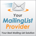 Your MailingList Provider